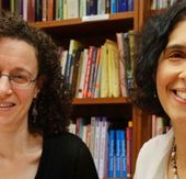 Orit Kent and Allison Cook