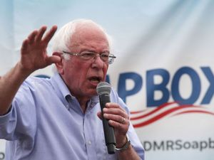 WATCH: Sanders Says Israel Shouldn't Take U.S. Aid If It Bans Omar And Tlaib