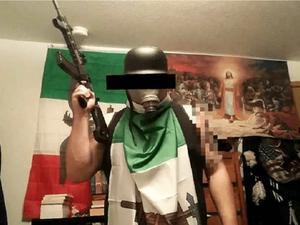 Washington Man Charged In Terror Plot: 'I'm Shooting For 30 Jews'