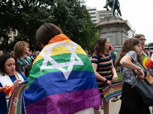 Did Members Of Jewish Group IfNotNow Help Ban Star Of David At A Pride March?