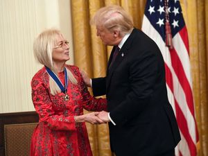 """Miriam Adelson Proposes Adding """"Book of Trump"""" to Bible – The Forward"""