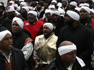 What Did Hebrew Israelites Have To Do With Near-Brawl? – The Forward
