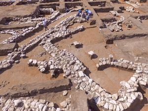 Next Exit: The Bronze Age - Ancient City Found In Israel During Off-Ramp Construction