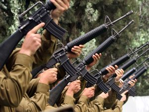 500,000 More Israelis Now Eligible To Carry Guns – The Forward
