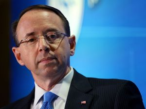 Rod Rosenstein's Final Speech: 'Truth Is Essential To Justice'