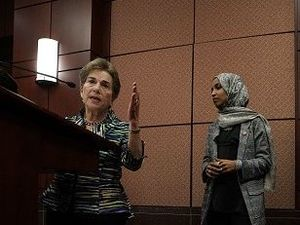 Omar, Jewish Congresswoman Call For United Front Against White Nationalism