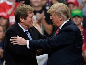 GOP Senate Candidate: Republicans Have 'Dual Loyalties' To Israel