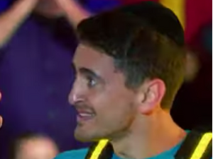Kippah-Wearing Orthodox Jew Wins Obstacle Course TV Show