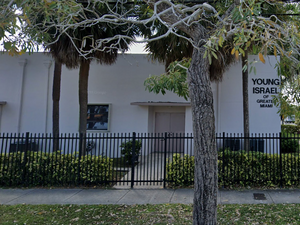 Suspect In Shooting Of Old Man Outside Miami Synagogue Charged With Hate Crime