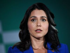 Tulsi Gabbard Is Rising In The Polls, But Can't Shake Neo-Nazi Support