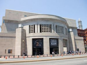 U.S. Holocaust Museum Repeats 'Unequivocal' Opposition To Holocaust Analogies
