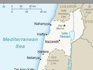 Show A Map Of The United States Of America.Official U S Maps Show Golan Heights As Part Of Israel The Forward