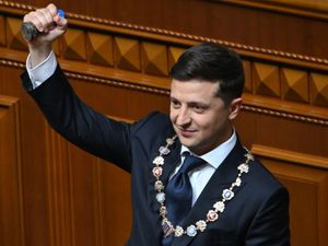 Ukraine's New Jewish President: We Must Defend Our Land Like Israelis