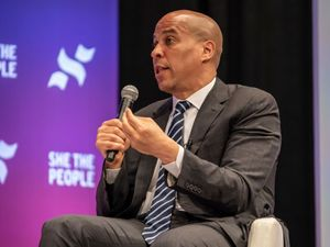 WATCH: Cory Booker Calls Trump's Attacks On Ilhan Omar 'Reprehensible'