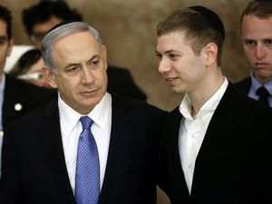 Bibi's Son Stars At Pro-Trump Student Group's Jewish Conference In D.C.