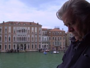 Steve Bannon in 'The Brink' a Magnolia Pictures release. by the Forward
