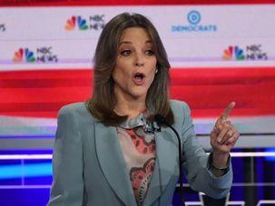 Marianne Williamson: 'I Am Not A Cult Leader' – The Forward