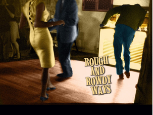 Rough and Rowdy Ways by the Forward