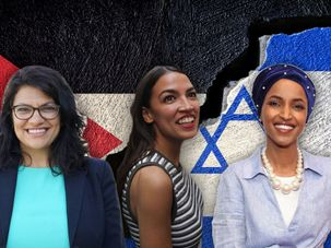 Image result for pics of tlaib omar and aoc