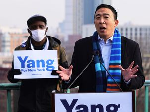 Andrew Yang by forward