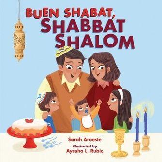 Buen Shabat, Shabbat Shalom by the Forward