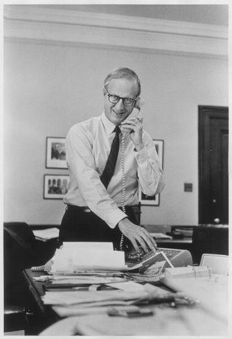 Robert Morgenthau by the Forward