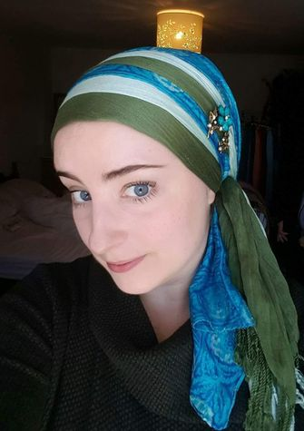 The Facebook Group Where Muslim, Jewish and Christian Women Celebrate Headwrapping by the Forward