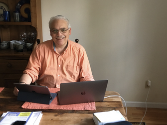 Rabbi Joshua Hammerman by the Forward