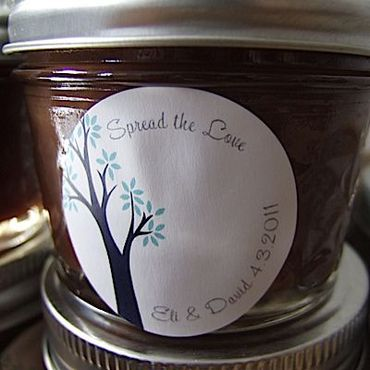 Delicious and Sustainable Jewish Wedding Favors – The Forward