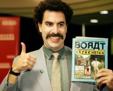 Borat jew dating