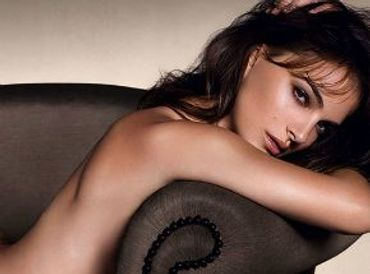 Natalie Portmans Nude Shoot Benefits Charity The Forward