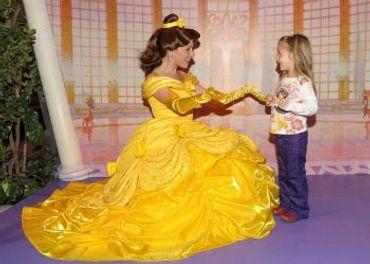 Confessions of a Disney Princess – The Forward