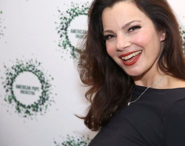 Fran Drescher Doesn't Mind Being Single Because She Has A 'Friend With Benefits'