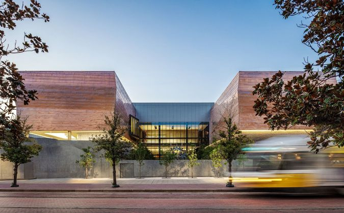 Dallas Museum of Holocaust and Human Rights by Forward