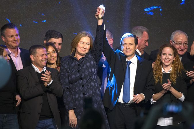 Will Israel's Labor Party Eat Its Young To Join Bibi's ...
