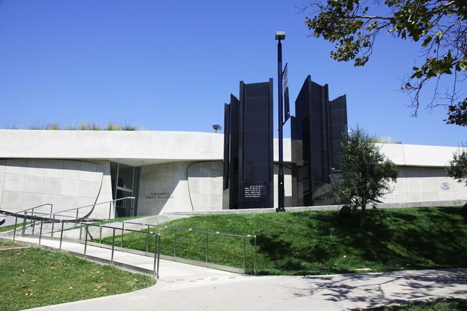 LA Holocaust Museum by Forward