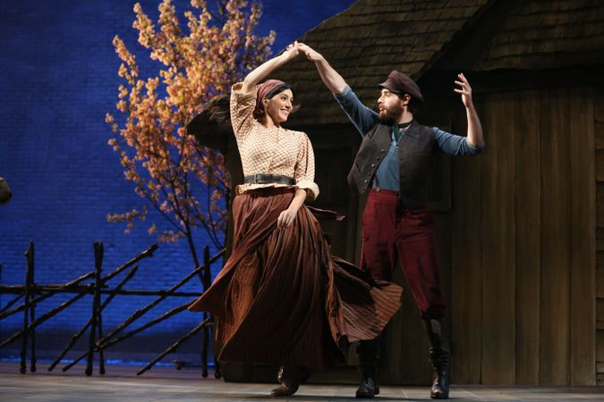 Don't Mess (Too Much) With Tradition: Updated 'Fiddler' a