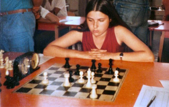 Susan Polgar, who became the top-ranked female chess player at age 15, assesses the state of play. by the Forward
