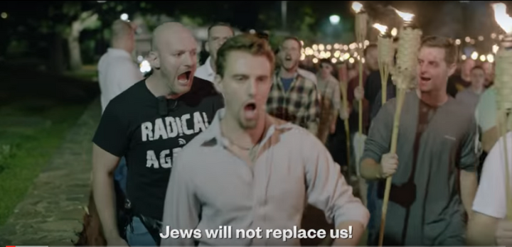 Image result for jews will not replace us