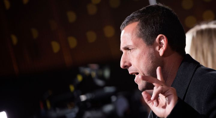 Adam Sandler Drops F-Bombs On Boycott Israel Movement – The