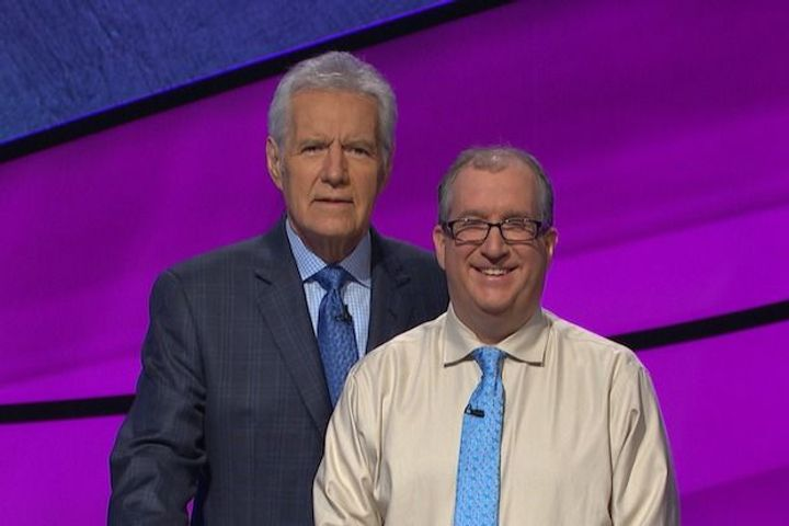 Brandeis Sports Director Loses, Makes Jeopardy History – The Forward