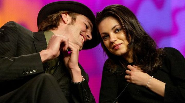 Mila Kunis And Ashton Kutcher Got Married The Forward