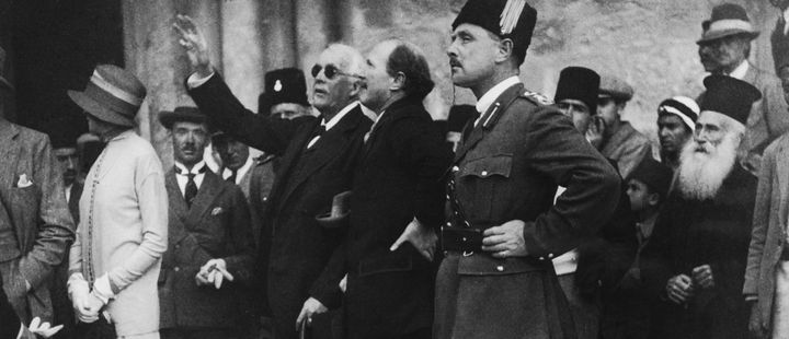 Lord Balfour's Great-Grandson Praises Declaration That Paved