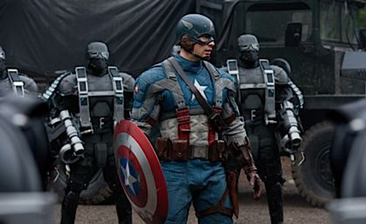 ecdeed27a Captain America: Ironic Nostalgia or American Interventionism? – The ...