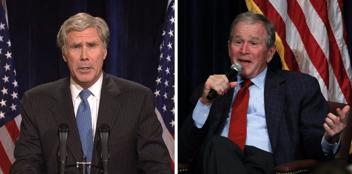 When Lorne Michaels and George W  Bush Talked That 'Saturday
