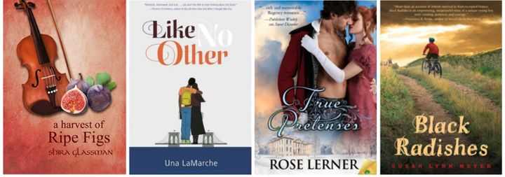 7 YA and Romance Novels for Jewish Book Month – The