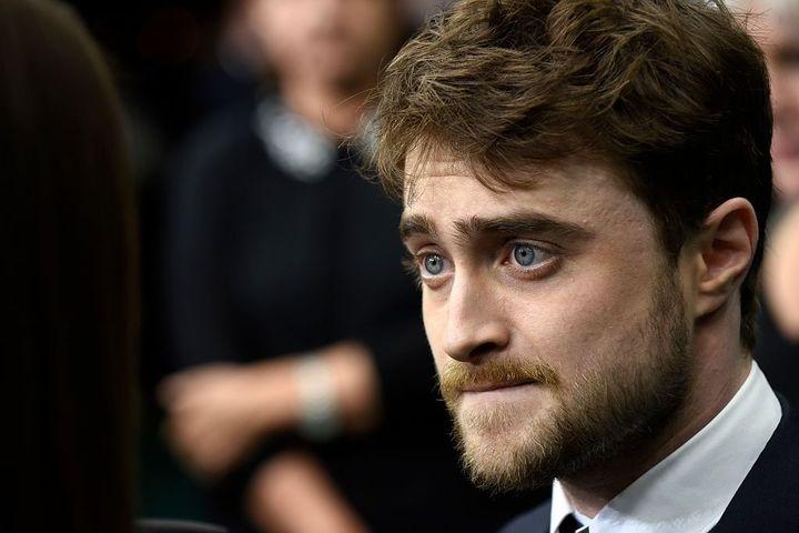 Harry Potter RARE Daniel Radcliffe REAL Dollar Bill
