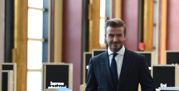 a8e02e3e2 How David Beckham's Jewish Grandpa Made Him Feel 'a Part' of Tribe ...