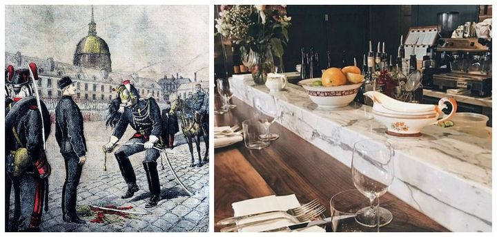 Toronto's Newest French Bistro Is Inspired By…The Dreyfus Affair