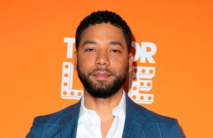 Jussie Smollett video subway